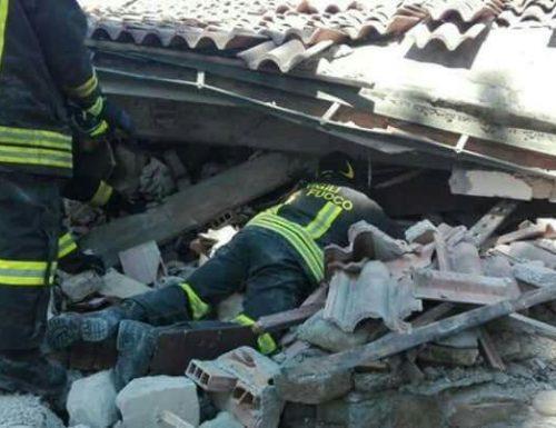 """AMATRICE : SOCCORSI IN CASO DI CALAMITA' """"Il salvataggio di Giulia"""""""