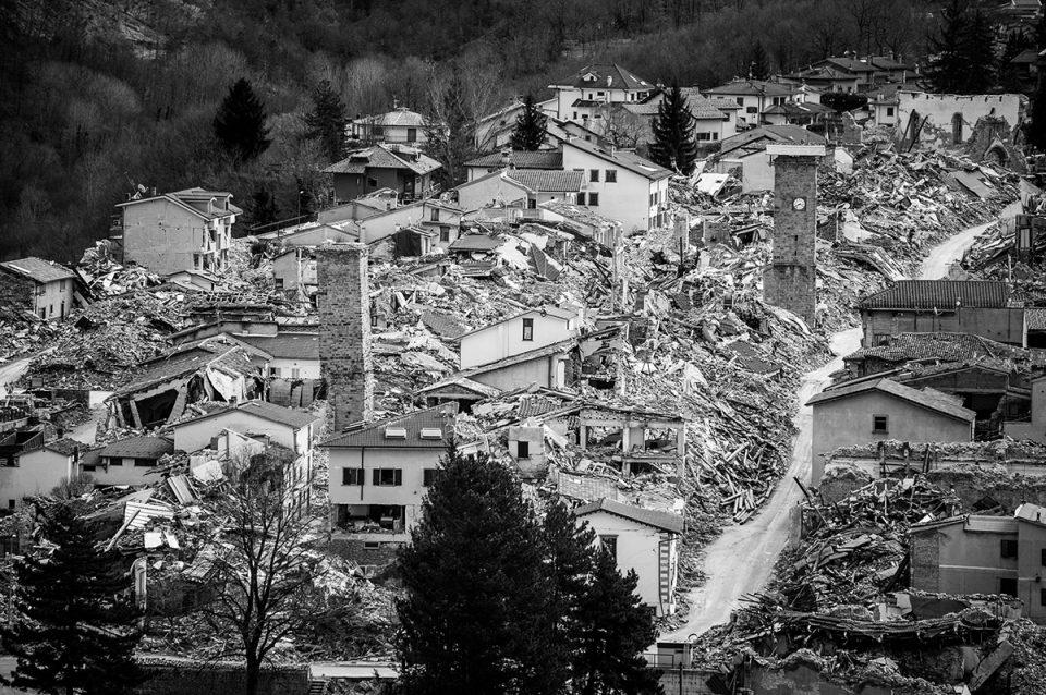 Amatrice post sisma