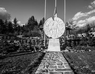 Monumento ai Caduti di Amatrice. Ph Tommaso della Dora