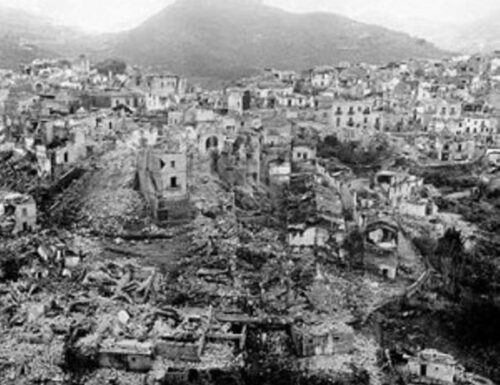 Il terremoto in Belice