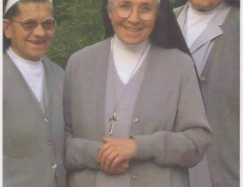 Suor Giuseppina, il miracolo vivente